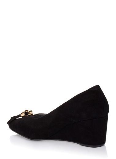 Pier Lucci Ayakkabı Siyah